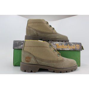 Pre-School C.Site Chukka Grey/Tan 12780